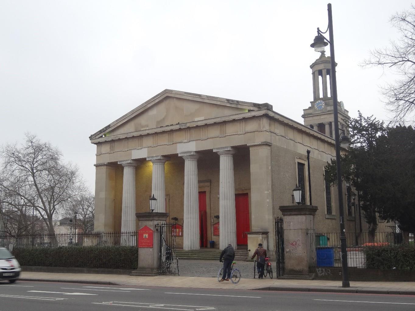 Brixton Hill, London, SW2 - Andrew Scott Robertson